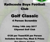 Rathcoole Boys Golf Classic