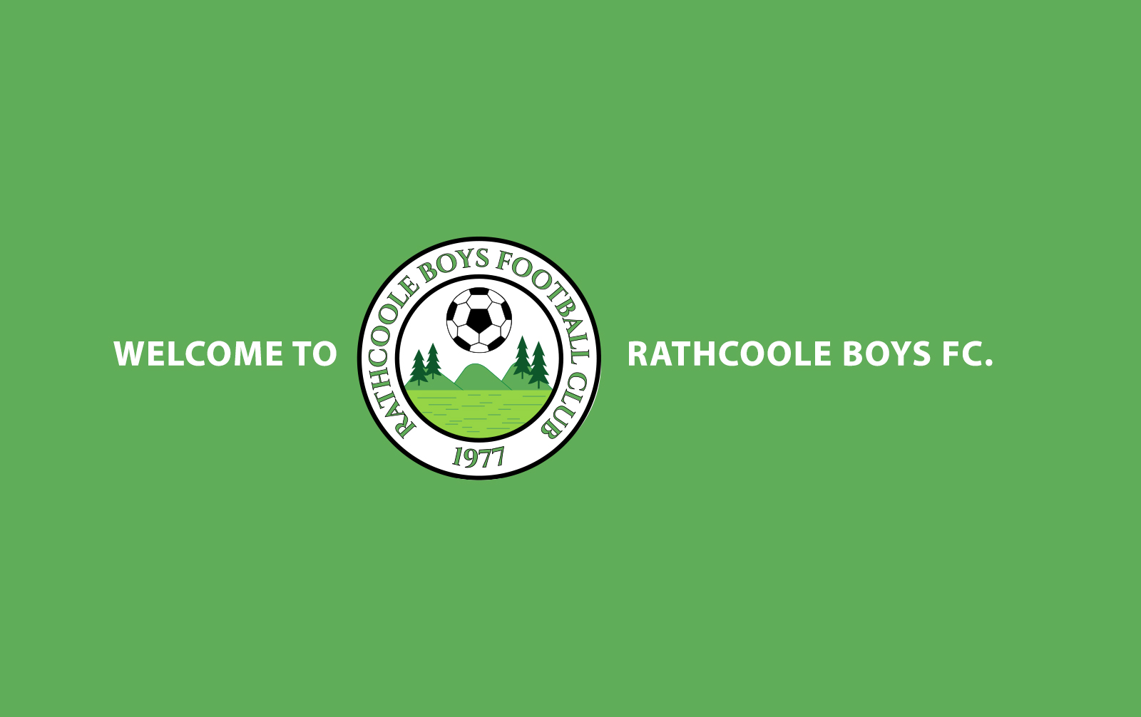 Rathcoole Boys FC Welcome